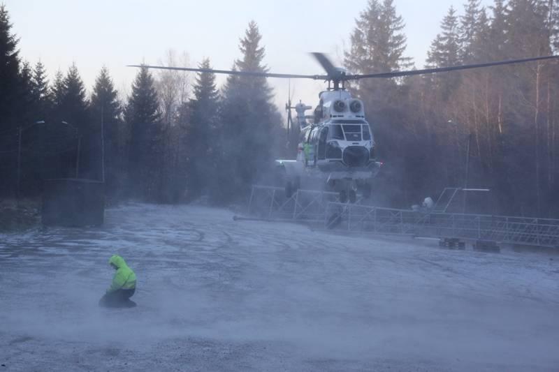Helikoptermontasje